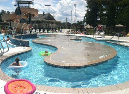 Community Outdoor Pool Hartselle AL