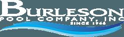 Burleson Pools Logo