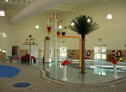 Custom Indoor Water Park Pool