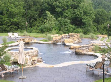 Master Pools Guild 2005 SILVER Luxury Pool