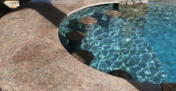 Custom Cocktail Luxury Pool