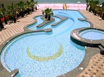 Custom Freeform Pool, Crystal Towers South Pool