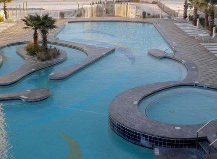 Community Pool, Gulf Shores