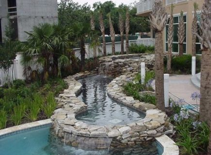 Luxury Water Features for Legacy Towers I